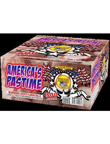 Aerial & Finale Fireworks