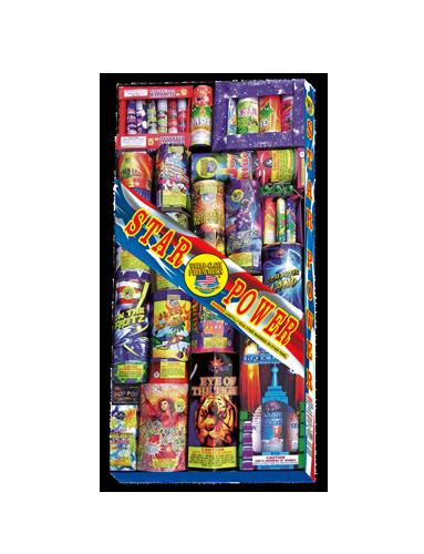 Assortments Fireworks
